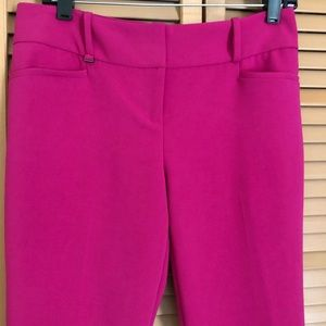 The Limited pink Drew fit pant